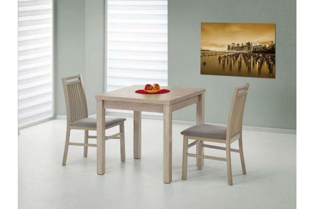 Halmar Jídelní stůl rozkládací GRACJAN, dub sonoma lamino Jídelní stoly