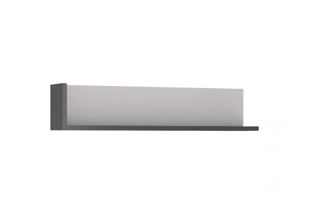 Extom LYON LYOP01 police, šedé platinum/šedá lamino