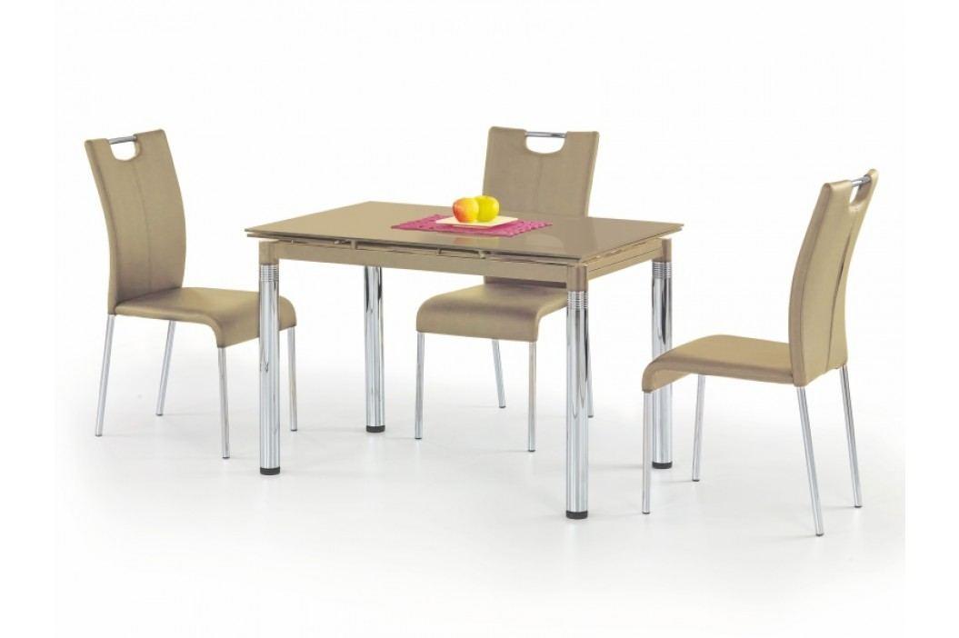 Halmar Jídelní stůl rozkládací L31, béžový ocelová Jídelní stoly