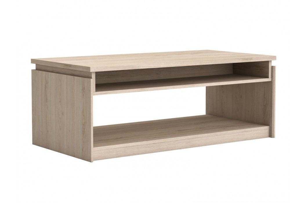 DEMEYERE ORIGON konferenční stolek, dub arizona lamino