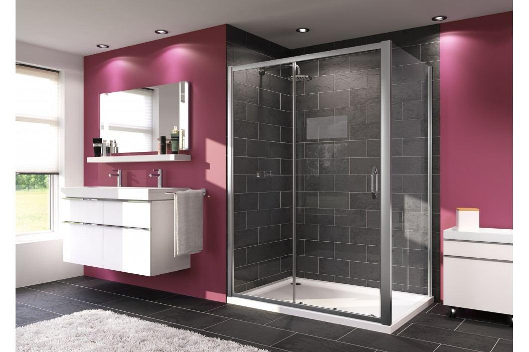 Sprchové dveře Huppe Next posuvné 120 cm, čiré sklo, chrom profil 140402.069.322