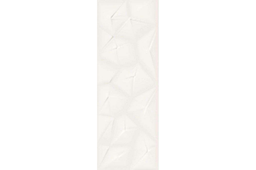 Dekor Peronda Papirus white 32x90 cm, mat, rektifikovaná DPAPIRUSWR Obklady a dlažby