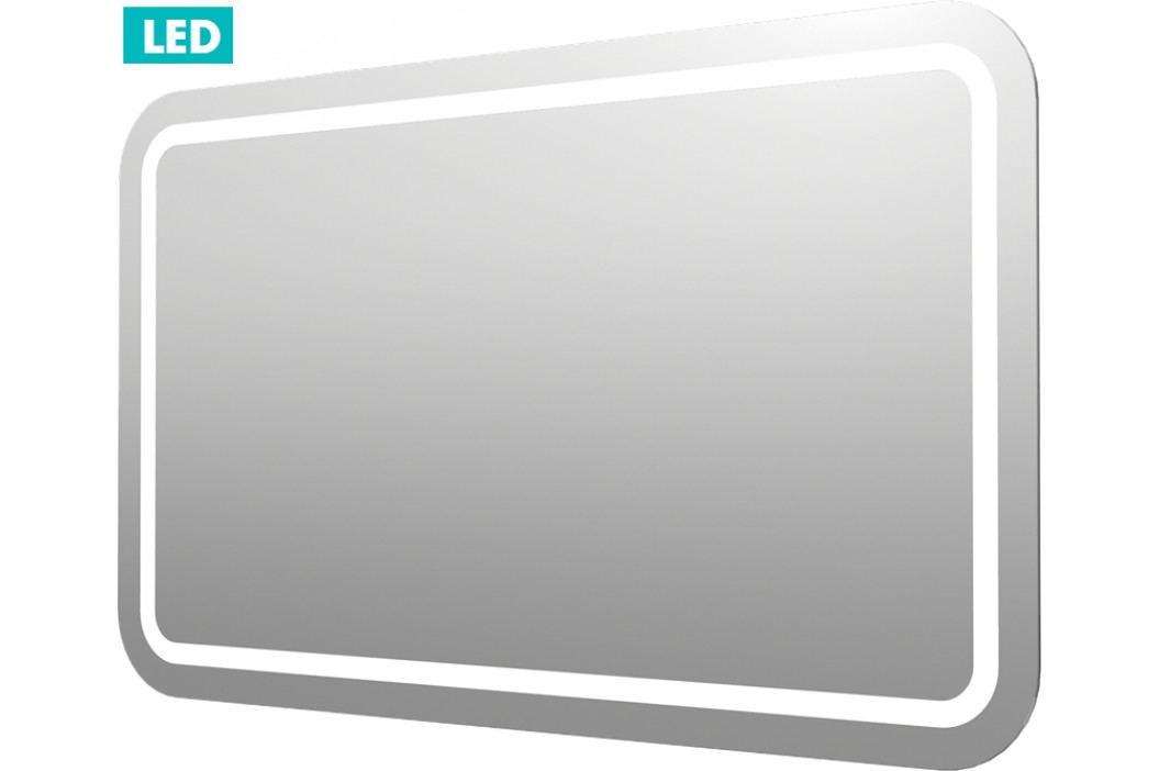 Zrcadlo s osvětlením led Iluxit 120x70 cm IP44, s vyhřívanou fólií a senzorem ZIL12070KTLEDS