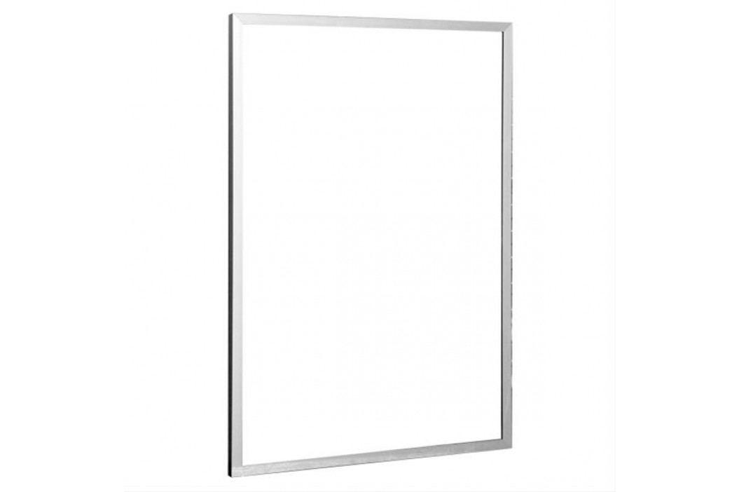NATUREL zrcadlo v hliníkovém rámu 63x85cm - ALUZ65
