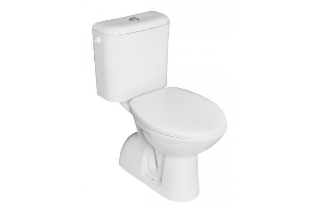 Stojící WC kombi Jika Neo se sedátkem, spodní odpad, 64,9cm SIKOSJNE61395