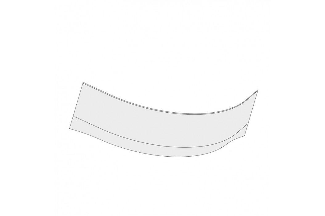 RAVAK Panel A Gentiana 140cm CZF1000AN0