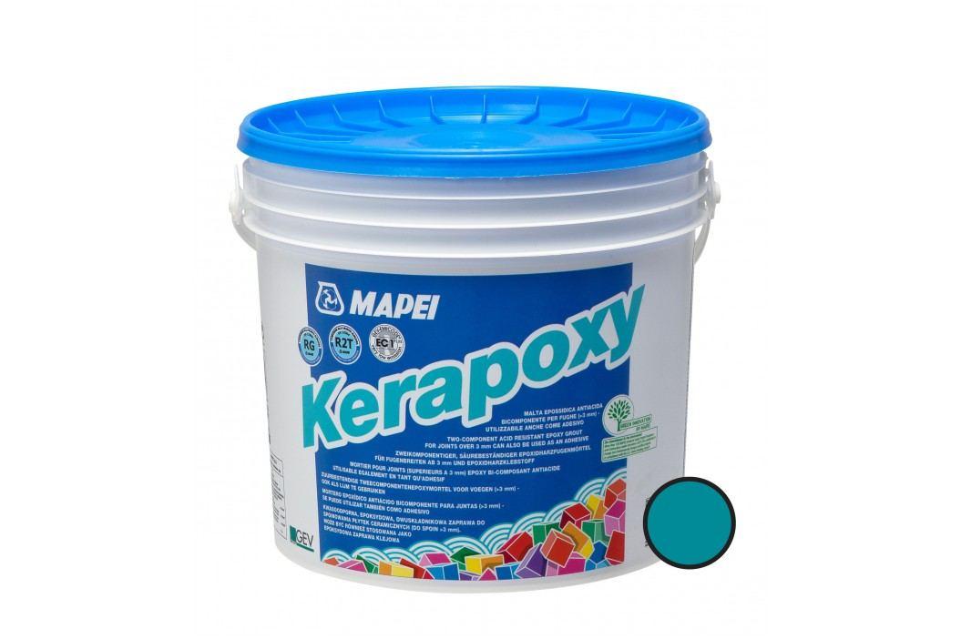 Spárovací hmota Mapei Kerapoxy 5 kg tyrkysová (RG) MAPX5171