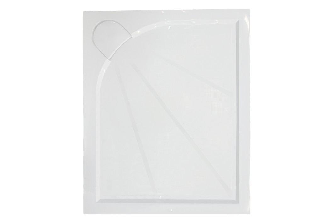 SIKO sprchová vanička obdélníková 120x80 cm, litý mramor SIKOLIMCC12080