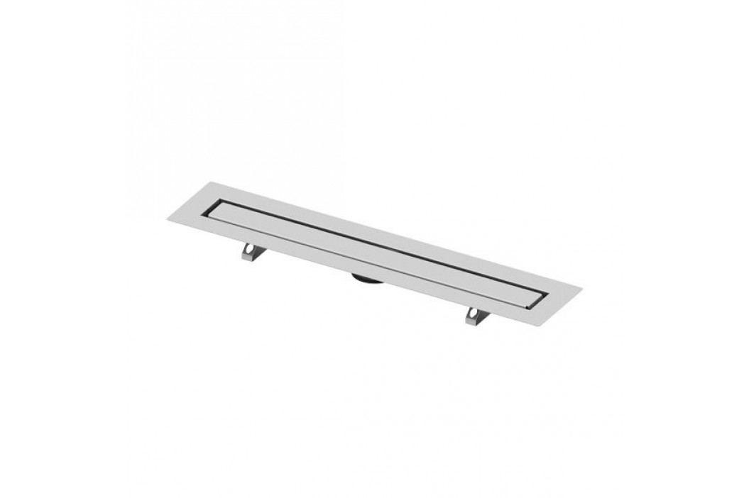 Sprchový žlab pro nalepení dlažby 150 cm Tece Drainline nerez 651500