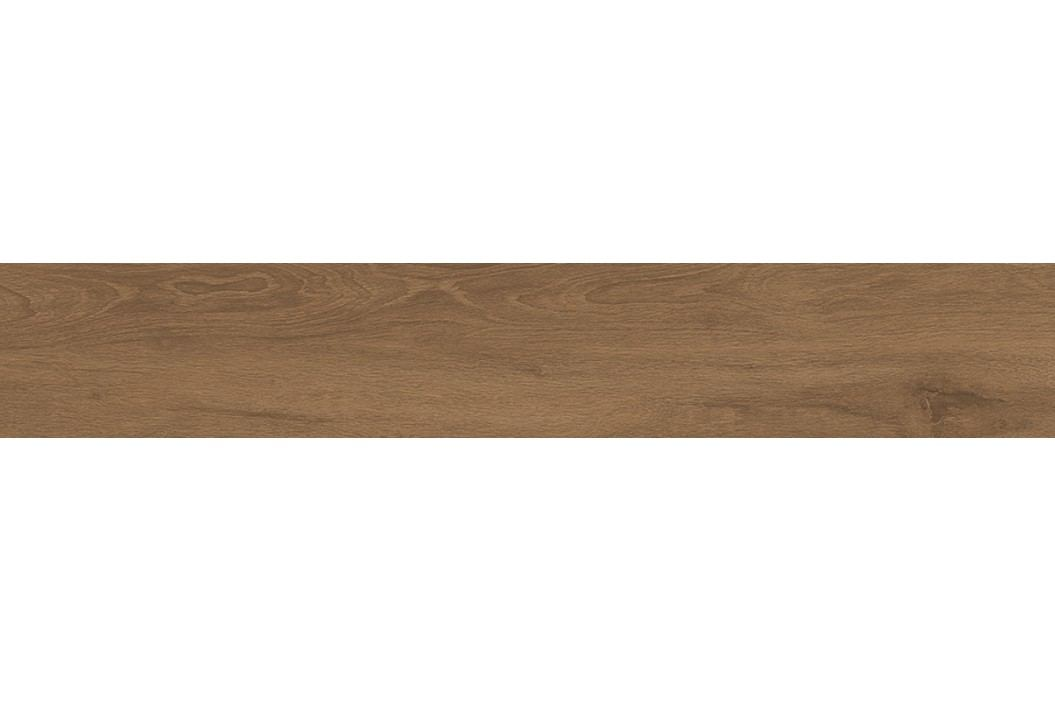 Dlažba Fineza Timber Natural noce scuro 20x120 cm, mat, rektifikovaná TIMNA2012NS