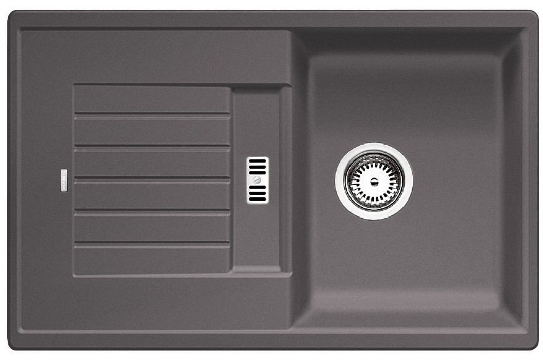 Dřez Blanco Zia 45 S 78x50 cm šedá skála 518937