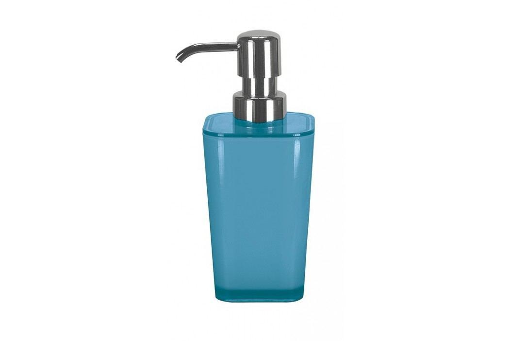 KLEINE WOLKE EASY dávkovač mýdla plast tyrkysový ( 5061766854 )