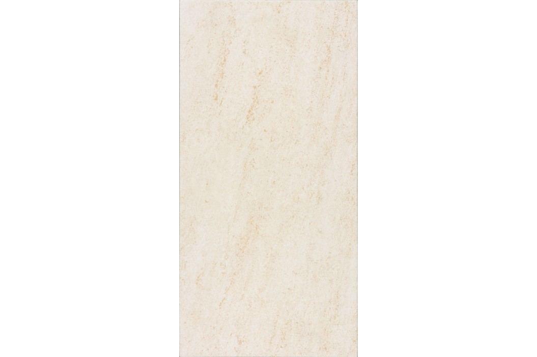 Dlažba Rako Pietra světle béžová 30x60 cm, reliéfní, rektifikovaná DARSE628.1