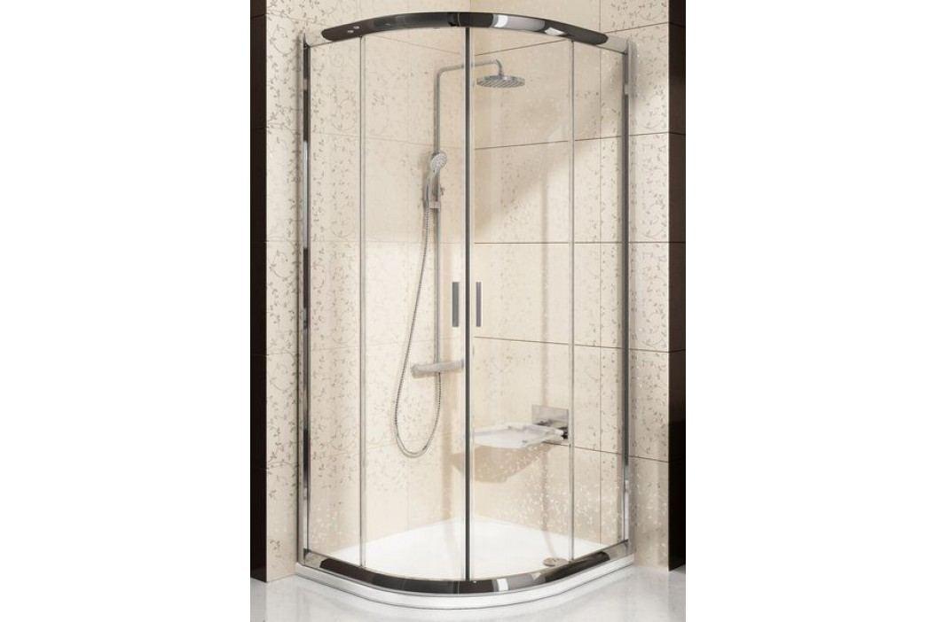 Sprchový kout RAVAK BLCP4-90 SABINA bílá+Grape 3B270140ZG