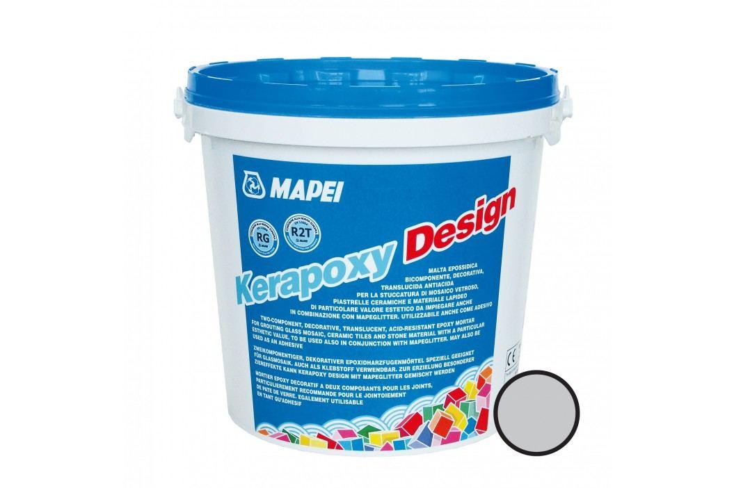 Spárovací hmota Mapei Kerapoxy Design 3 kg manhattan (RG) MAPXDESIGN3110