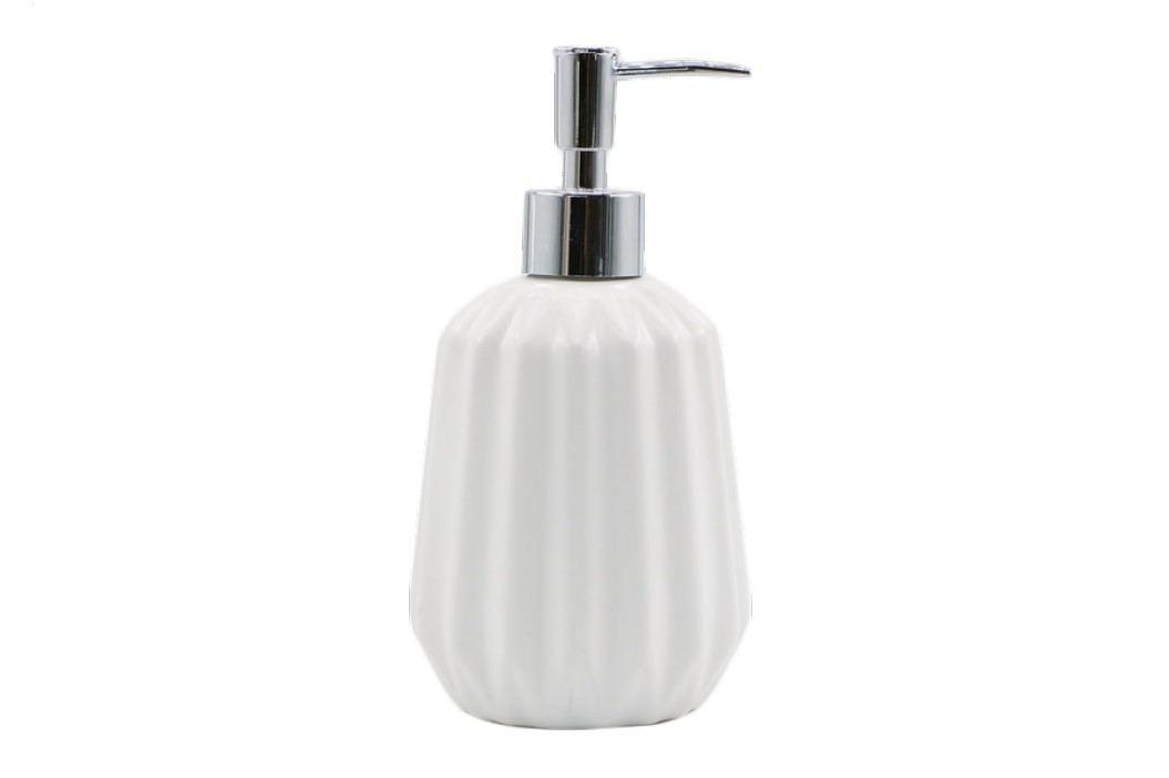 Solana - Dávkovač tek. mýdla, bílý SOL99BI