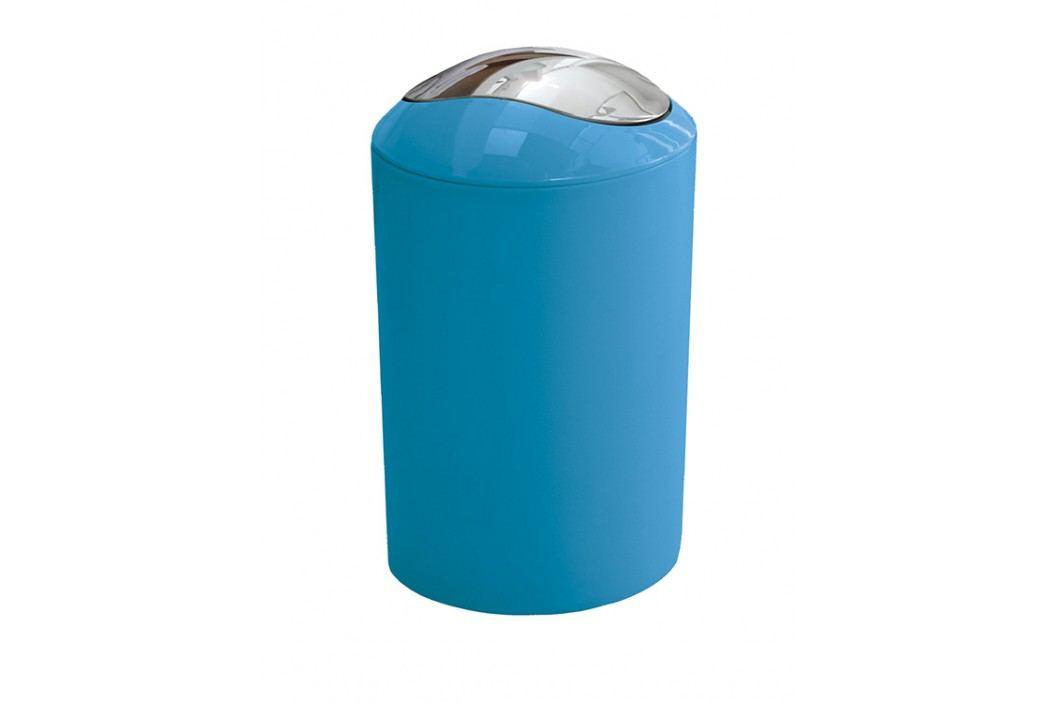 Odpadkový koš Glossy 5 l, tyrkysová, plast 5063766858