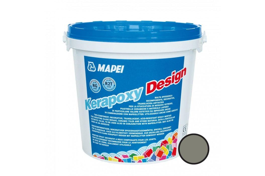 Spárovací hmota Mapei Kerapoxy Design 3 kg cementově šedá (RG) MAPXDESIGN3113