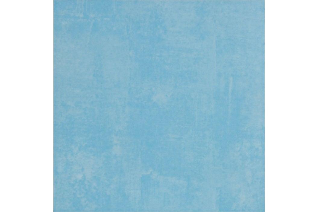 Dlažba Rako Remix modrá 33x33 cm, mat DAA3B608.1 Obklady a dlažby