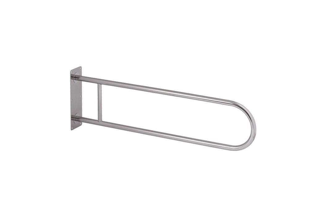 Sanela SLZM 03DX - Nerezové madlo pevné, délka 830 mm, matný povrch (SLZM03DX)