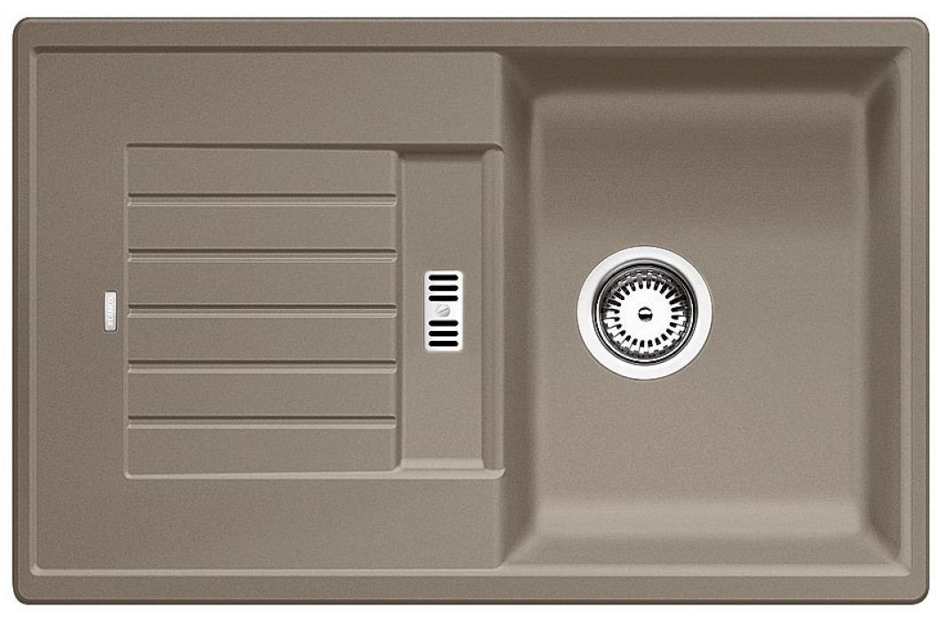 Dřez Blanco Zia 45 S 78x50 cm tartufo 517416 Kuchyňské dřezy