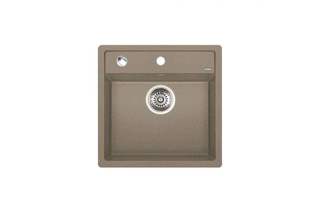 Dřez Blanco Dalago 5 51x51 cm tartufo 518528 Kuchyňské dřezy