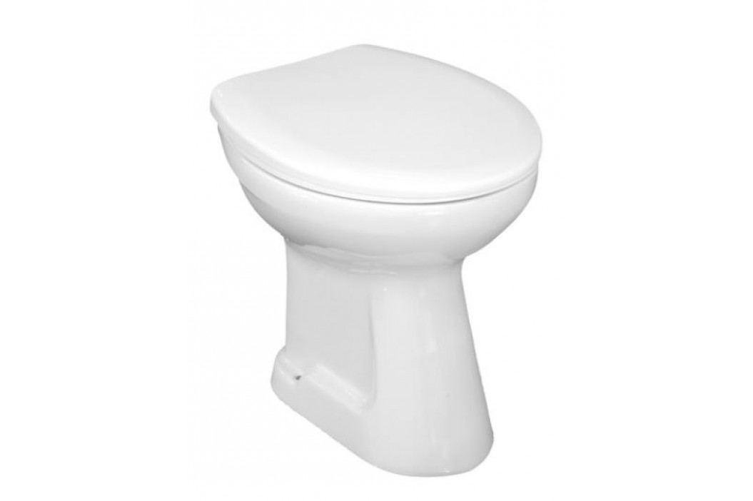 SAM NEW střední klozet obyč. Bílá H8212270000001 Záchody