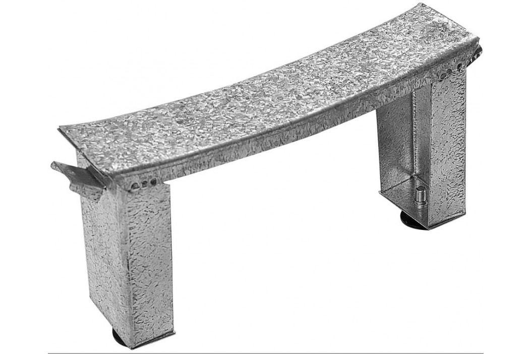 Jika Nohy k vanám PRAGA - kovové stavitelné H2940130000001 Instalatérské potřeby