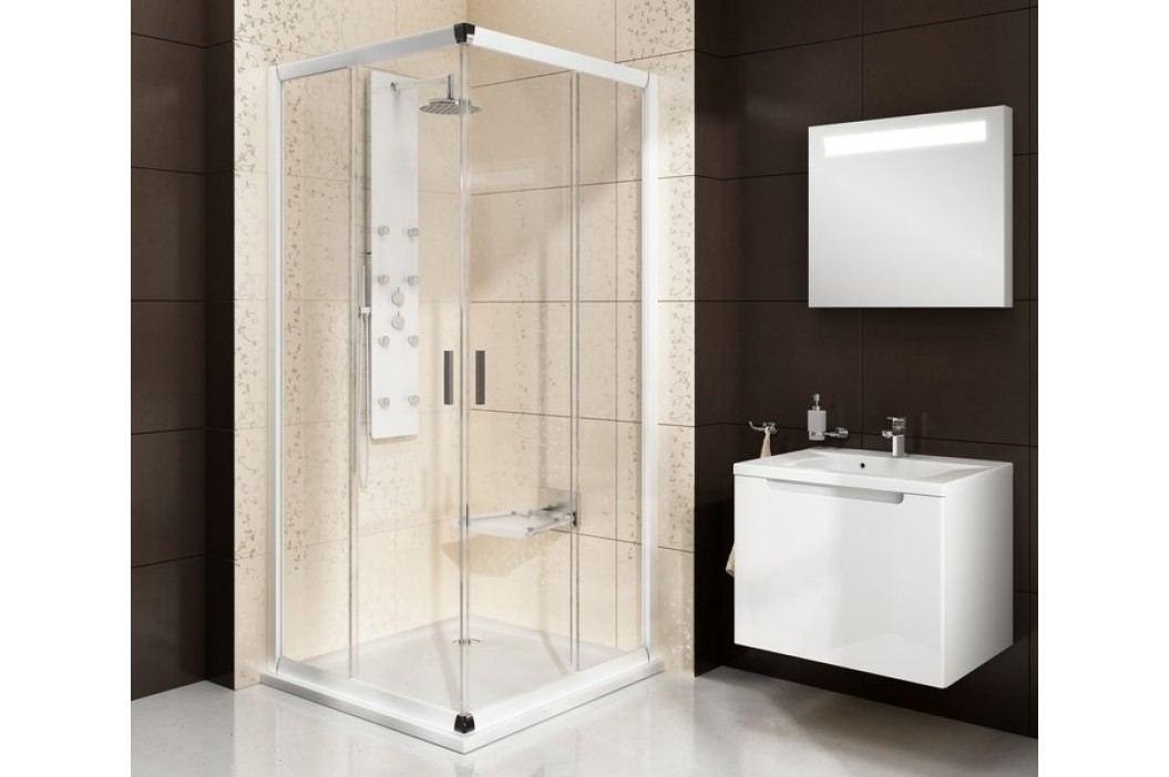 Sprchový kout RAVAK BLRV2-90 bright alu+Transparent 1LV70C00Z1 Sprchové kouty