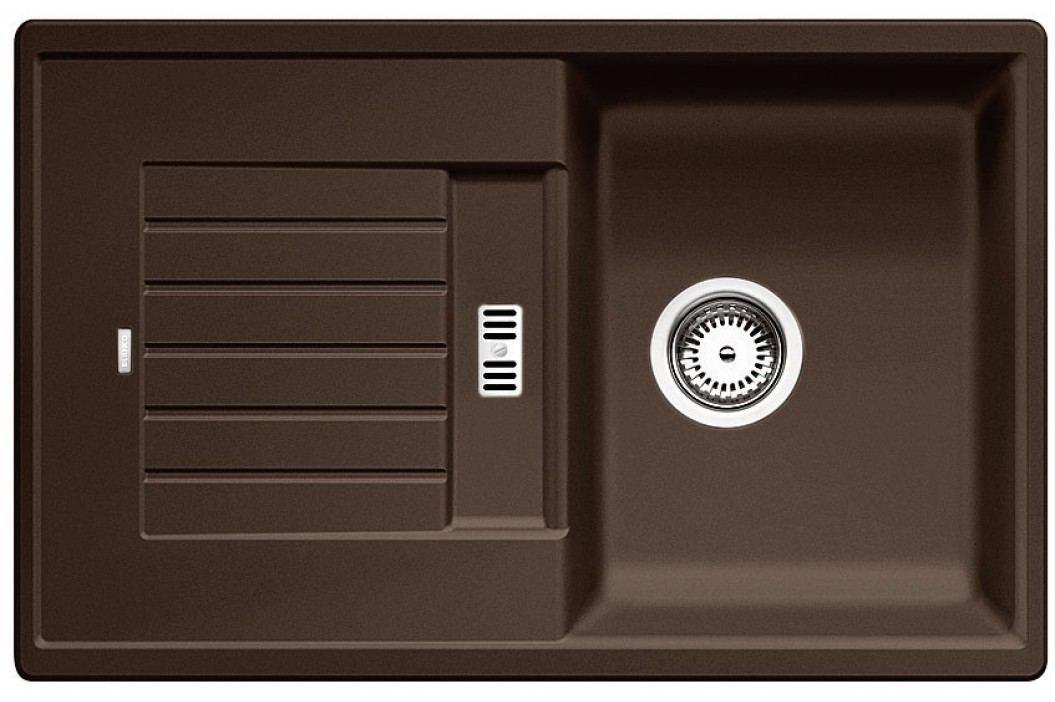Dřez Blanco Zia 45 S 78x50 cm káva 515070