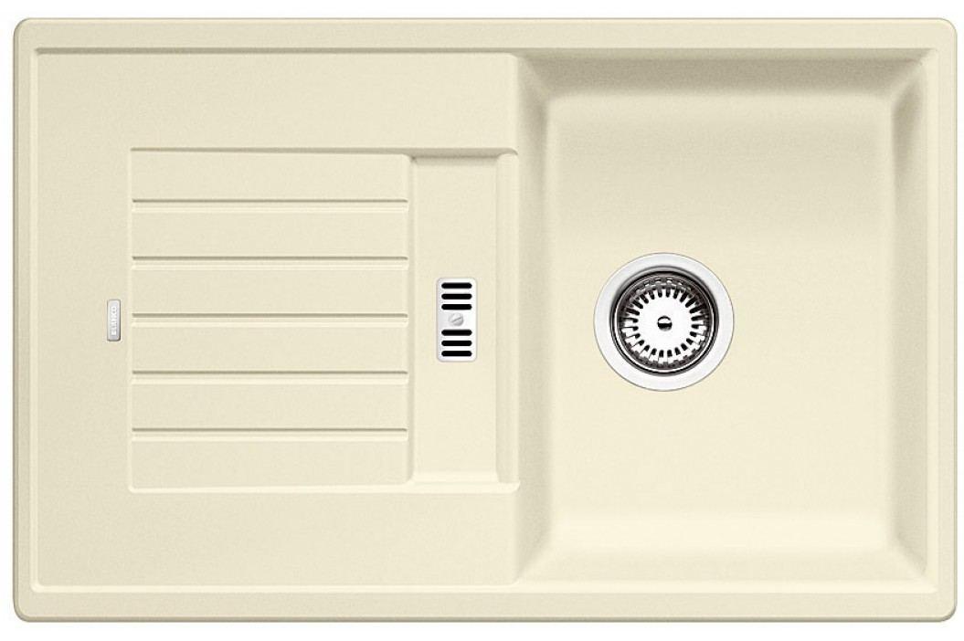 Dřez Blanco Zia 45 S 78x50 cm jasmín 514727 Kuchyňské dřezy