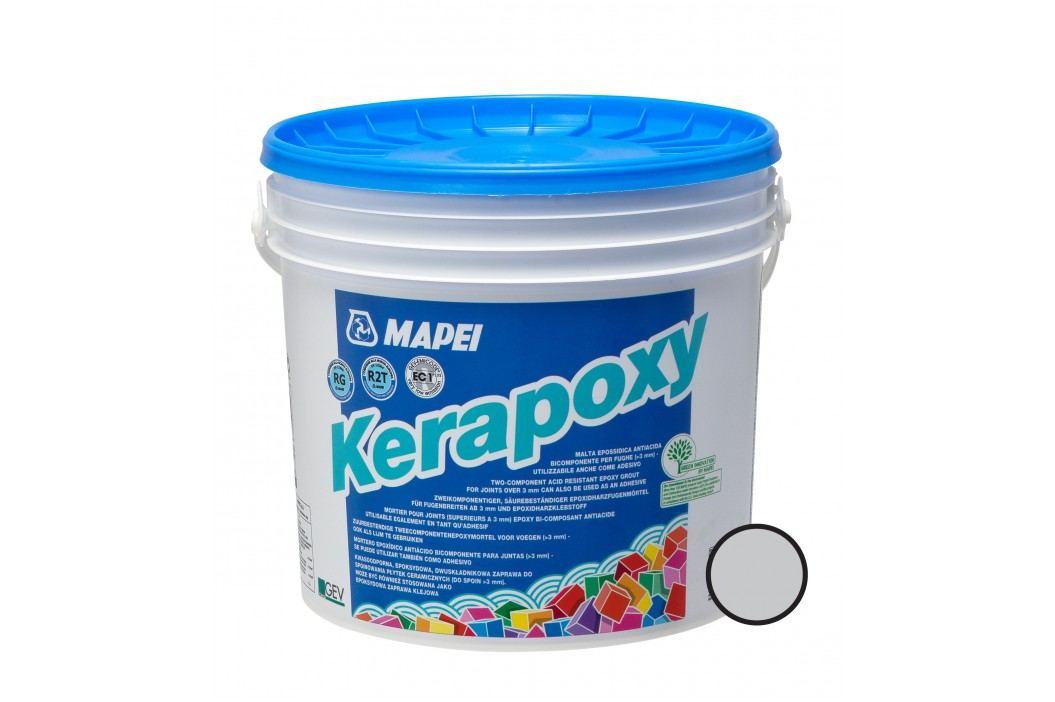 Spárovací hmota Mapei Kerapoxy 5 kg manhattan (RG) MAPX5110 Spárovačky
