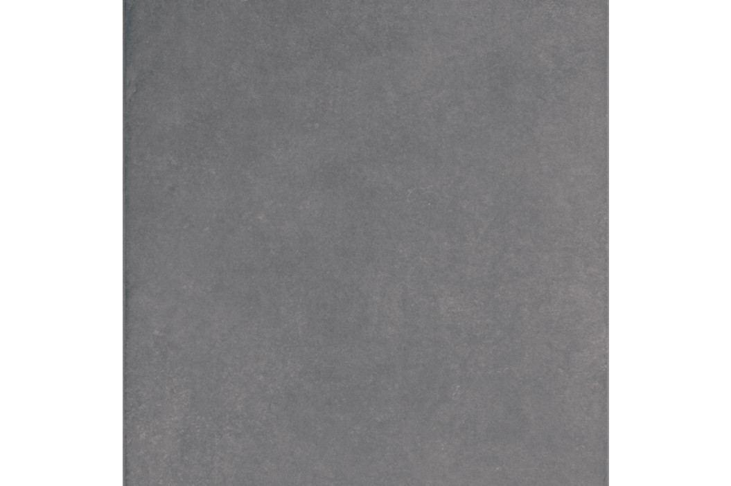 Dlažba Rako Clay tmavě šedá 60x60 cm, mat, rektifikovaná DAR63642.1 Obklady a dlažby