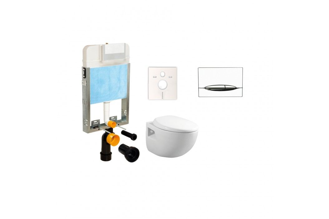 Siko komplet WC pro zazdění KMPLOBYCZ Kompletní WC sady