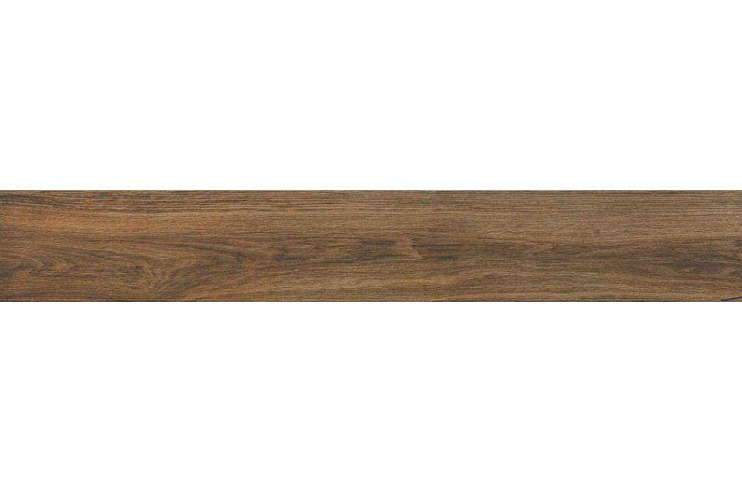 Dlažba Kale Timber nogal 20x120 cm, mat, rektifikovaná GMBO075 Obklady a dlažby