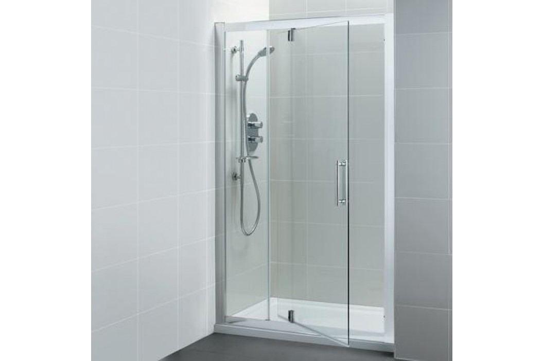 Sprchové dveře Ideal Standard Synergy jednokřídlé 120 cm, čiré sklo, chrom profil L6364EO Sprchové zástěny