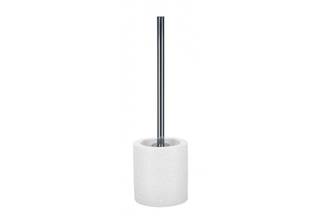 MONROE WC štětka na postavení, porcelán bílá (5810114856) WC štětky