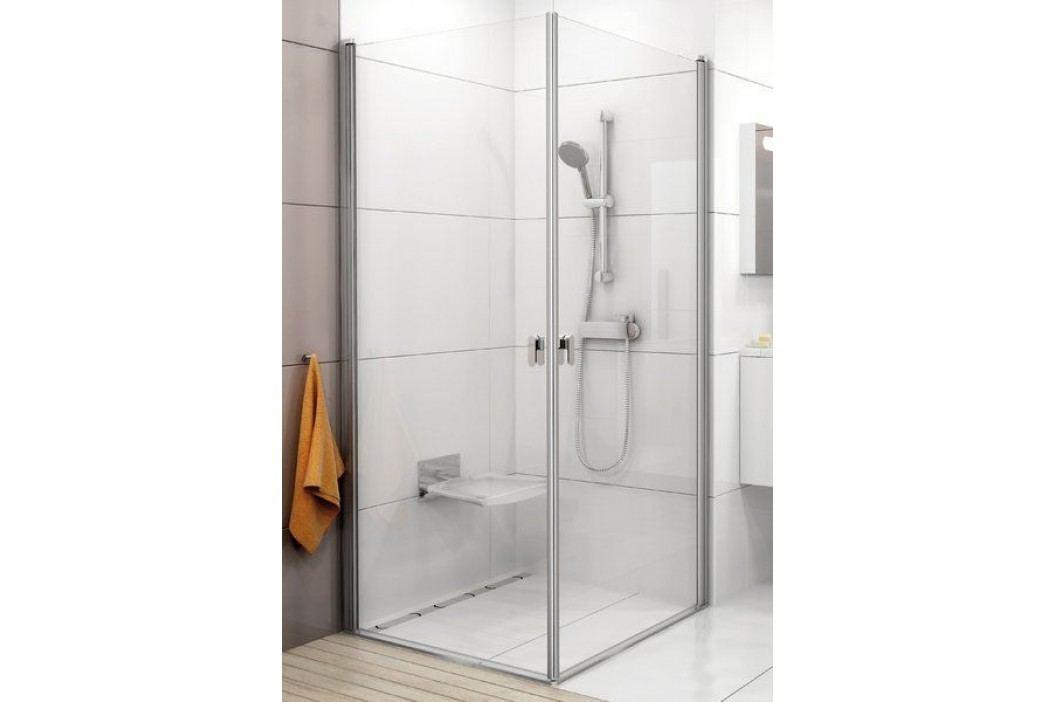 Sprchový kout RAVAK CRV1-90 bílá+Transparent 1QV70101Z1 Sprchové kouty