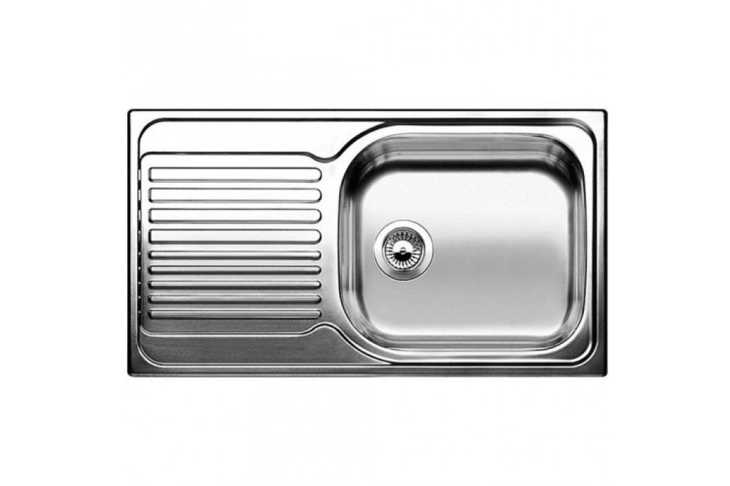 Blanco Tipo XL 6 S nerez kartáčovaný Kuchyňské dřezy