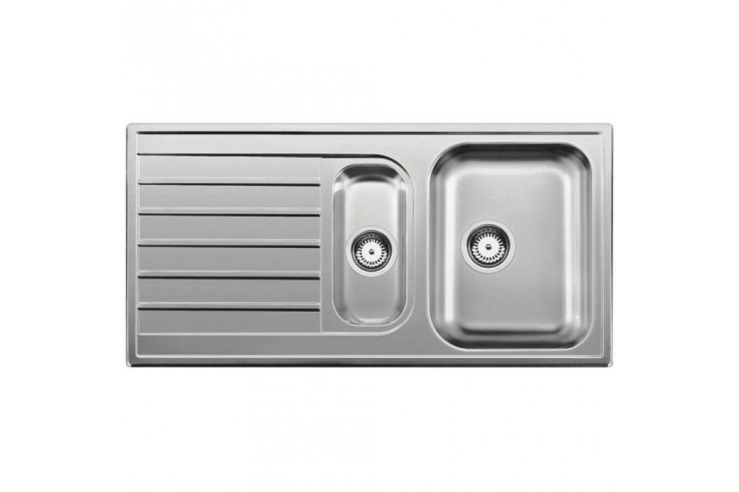 Blanco Livit 6 S nerez kartáčovaný Kuchyňské dřezy