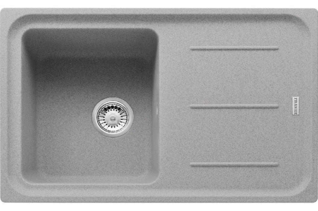 Franke IMG 611-78 šedý kámen Kuchyňské dřezy