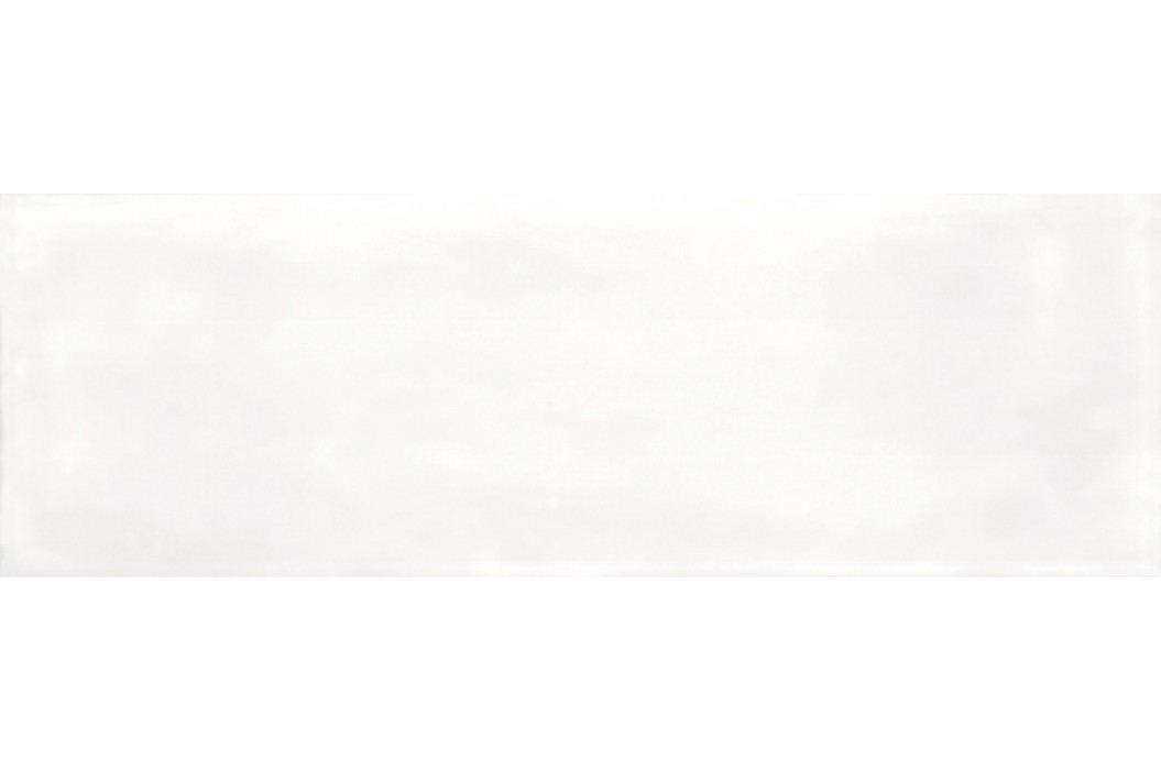 Obklad Rako Majolika bílá 20x60 cm, lesk WARVE043.1 Obklady a dlažby