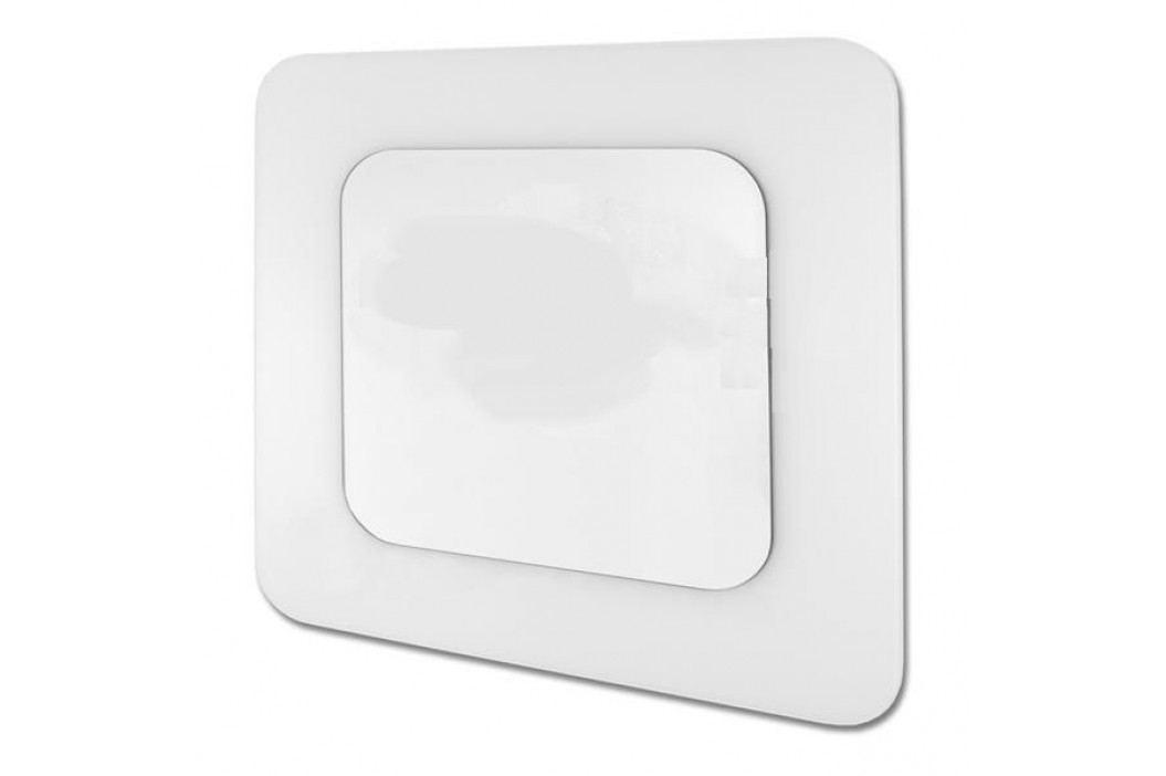 Zrcadlo Naturel Pavia Way, bílá ZAP10075W Zrcadla