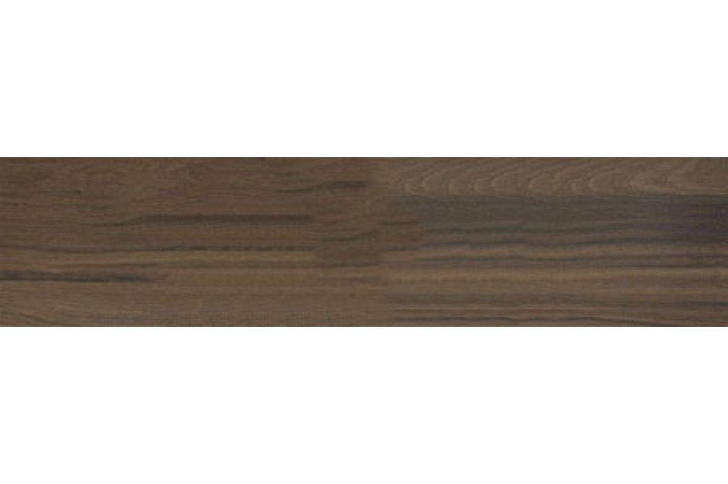 Dlažba Rako Board tmavě hnědá 30x120 cm, mat, rektifikovaná DAKVF144.1 Obklady a dlažby