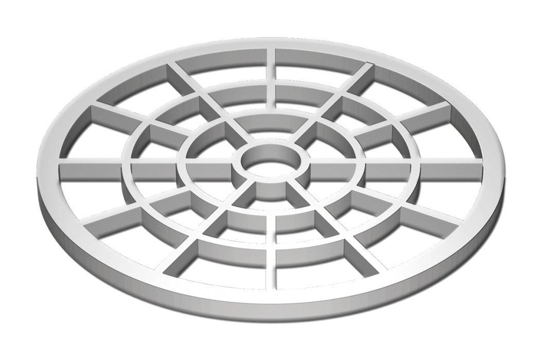 TECEdrainline sítko na vlasy do žlabu 660005 Odvodňovací žlaby