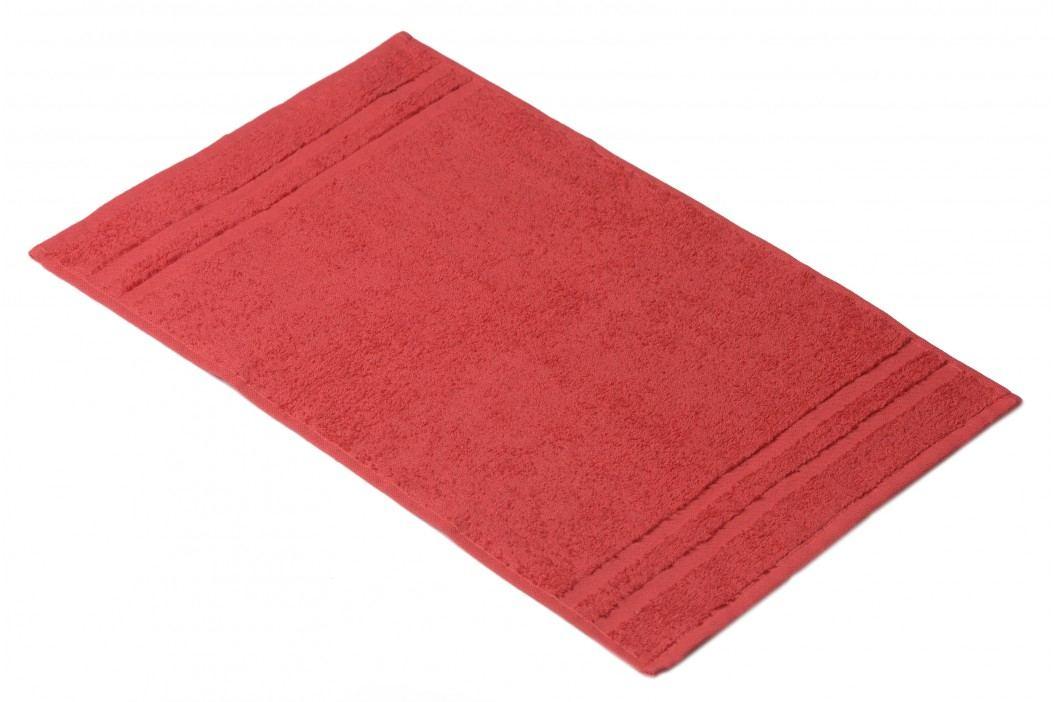 Ručník Ema 50x30 cm, červená, 400 g/m2 RUC073 Ručníky