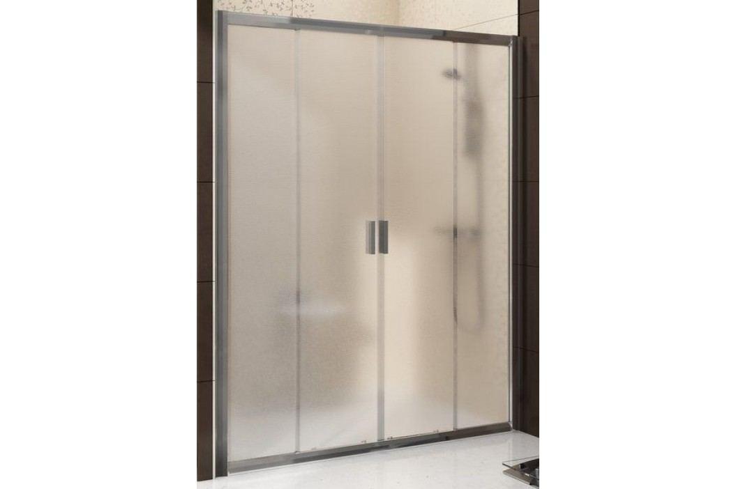 Sprchové dveře RAVAK BLDP4-140 satin+Grape 0YVM0U00ZG Sprchové kouty