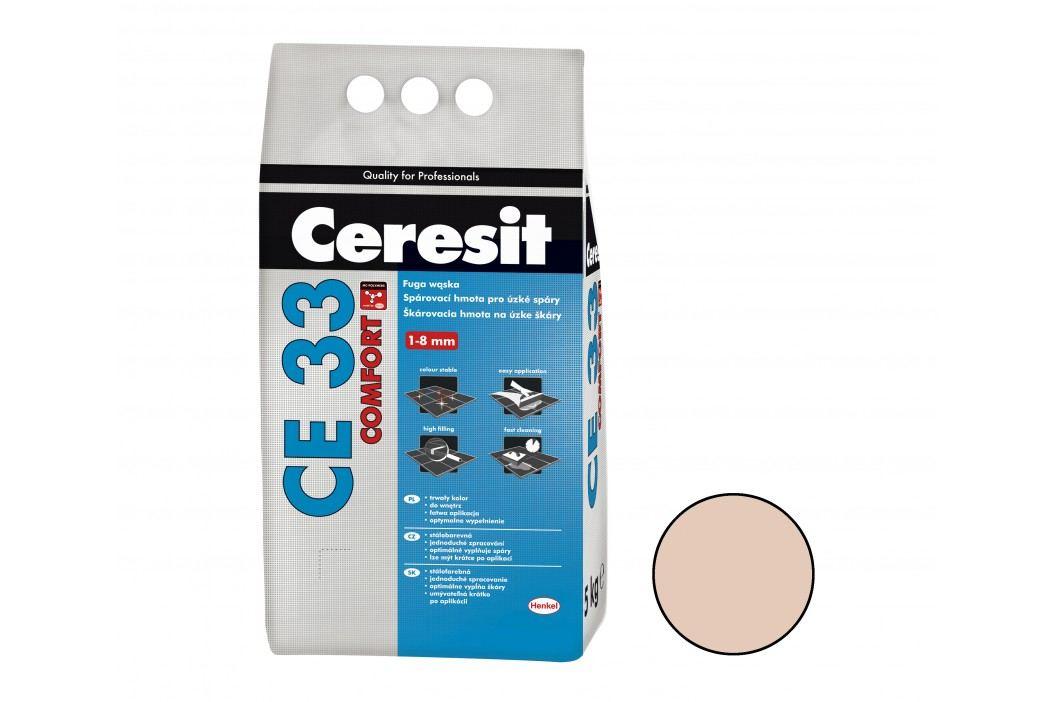 Spárovací hmota Ceresit CE33 5 kg bahama (CG2) CE33543 Spárovačky