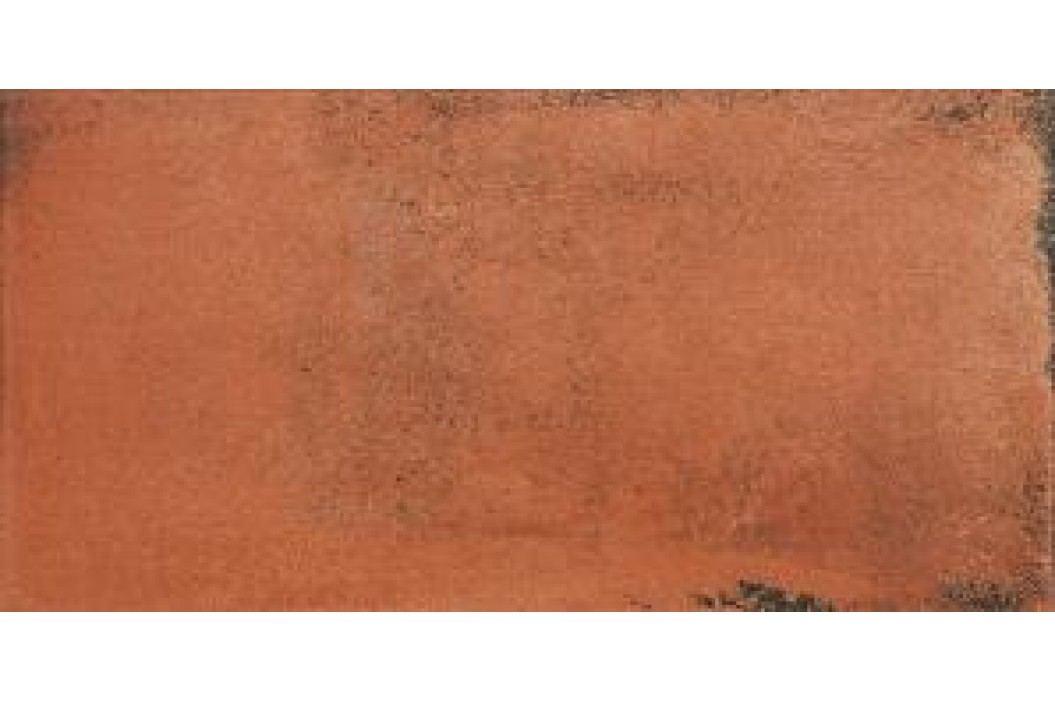 Dlažba Rako Via červenohnědá 15x30 cm, mat DARJH712.1 Obklady a dlažby