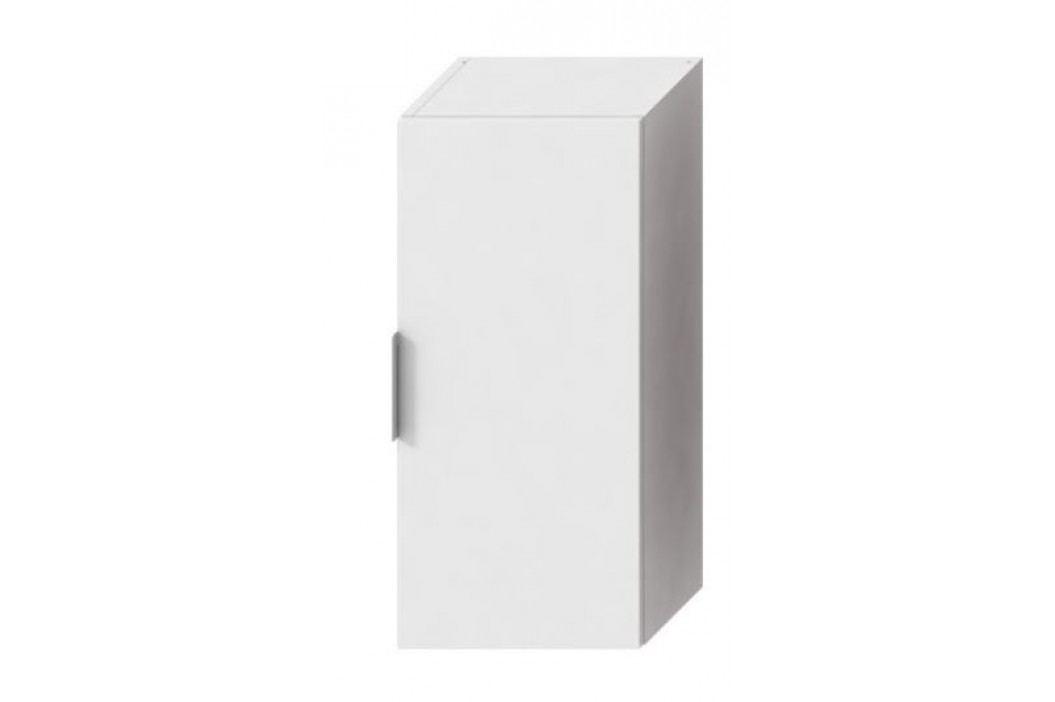 Skříňka Jika Cube, bílá H4537111763001 Koupelnový nábytek